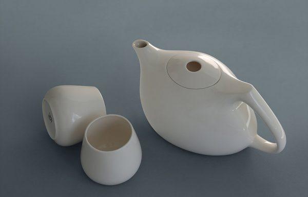 Ceramic Sparrow_Set Fowl