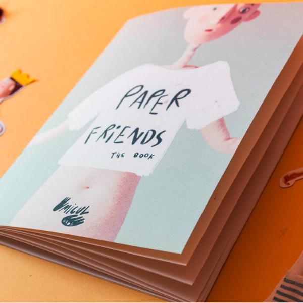 Paper Friends 3